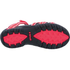 Teva Tirra Sandals Women raspberry/dark shadow